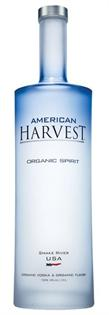 American Harvest Organic Spirit 750ml
